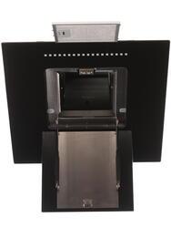 Вытяжка каминная KRONAsteel LINA 600 4P-S черный