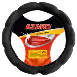 Оплетка на руль AZARD Sponge 10 черный