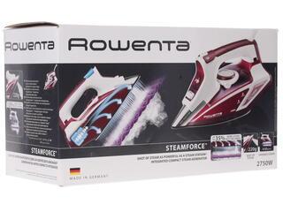 Утюг Rowenta DW 9230 бордовый