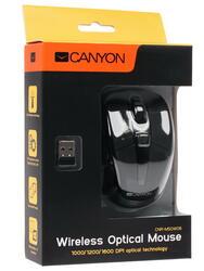 Мышь беспроводная Canyon CNR-MSOW06B
