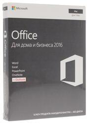 ПО Microsoft Office 2016 для дома и бизнеса для Mac