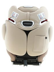 Детское автокресло Cybex Solution Q2-Fix Plus бежевый