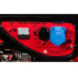 Бензиновый электрогенератор DDE DPG6501