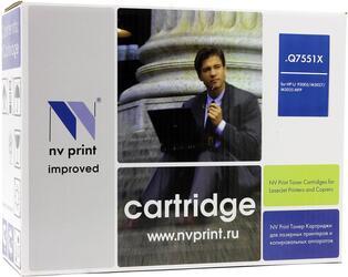 Картридж лазерный NV Print Q7551X