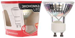Лампа светодиодная Экономка LED 5W GU10 C30