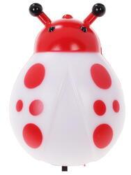 Светильник декоративный Старт NL 1LED красный, белый