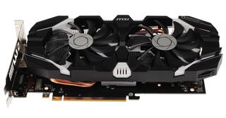 Видеокарта MSI GeForce GTX 1060 OC [GTX 1060 6GT OCV1]
