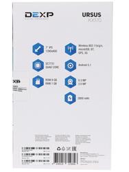 """7"""" Планшет DEXP Ursus KX170 8 Гб 3G черный"""