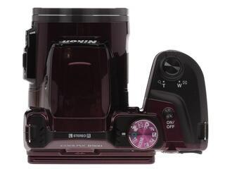 Компактная камера Nikon Coolpix B500 фиолетовый