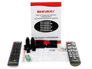 "40"" (102 см)  LED-телевизор Shivaki STV-40LED13 черный"