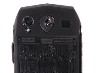 "3.7"" Смартфон Tonino Lamborghini Spyder TL708 4 ГБ черный"