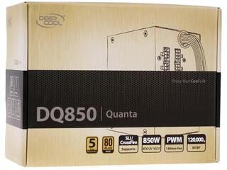 Блок питания Deepcool DQ 850W QUANTA [DQ850 QUANTA]