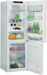 Холодильник с морозильником WBA 3327 NFW белый
