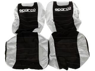 Чехлы на сиденье AUTOPROFI SPARCO SPC/CLS-1105 черный