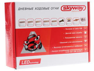 Дневные ходовые огни Skyway SHDX-D028