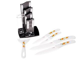 Набор ножей Endever EcoLife 95 White