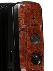 Масляный радиатор Marta MT-2415 черный