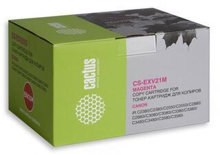Картридж лазерный Cactus CS-EXV21M