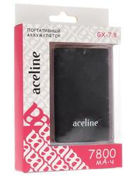 Портативный аккумулятор Aceline GX-7.8 черный
