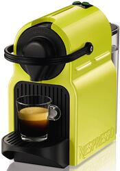 Кофемашина Krups Nespresso XN1002 Inissia Lime Yellow желтый