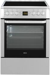 Электрическая плита Beko CSM 67301 GW белый