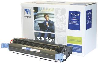 Картридж лазерный NV Print C9723A