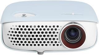 Карманный проектор LG PW800G белый