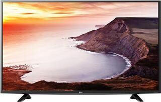"49"" (125 см)  LED-телевизор LG 49LF510V черный"