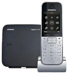 Телефон беспроводной (DECT) Gigaset SL785 RUS ML/BL