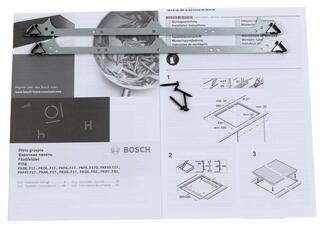 Электрическая варочная поверхность Bosch PKD651F17