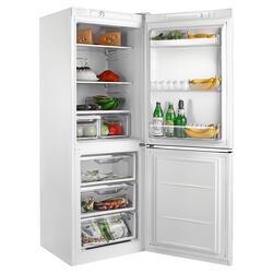 Холодильник с морозильником INDESIT DF 4160 W белый
