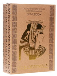 6.8'' Электронная книга ONYX Boox Cleopatra 2 + чехол