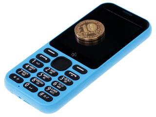 Сотовый телефон DEXP Larus C4 голубой
