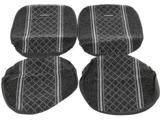 Чехлы на сиденье AUTOPROFI GOBELEN GOB-1105 черный