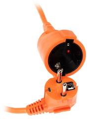 Удлинитель SVEN Elongator 3G-20m оранжевый