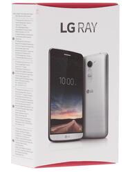 "5.5"" Смартфон LG X190 Ray 16 Гб серый"