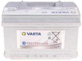 Автомобильный аккумулятор Varta Silver Dynamic E38