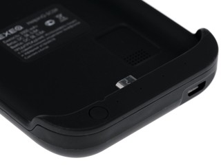 Чехол-батарея Exeq HelpinG-SC09 BL черный