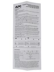 Сетевой фильтр APC Essential SurgeArrest PM5-RS белый