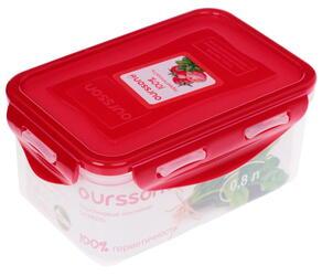 Контейнер пищевой Oursson CP0803S/RD
