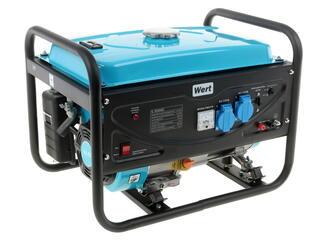 Бензиновый электрогенератор Wert G 3000C
