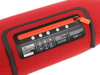 Портативная колонка JBL Xtreme красный
