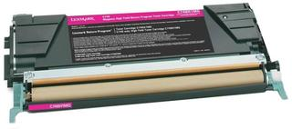 Картридж лазерный Lexmark C748H1MG