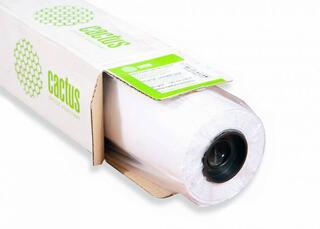 Бумага для широкоформатной печати Cactus CS-PC140-106730