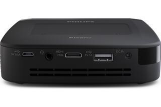 Карманный проектор PHILIPS PicoPix PPX4935 черный