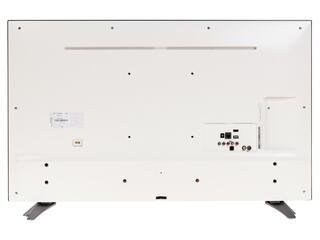 "43"" (108 см)  LED-телевизор LG 43UH750V серебристый"