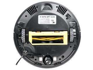 Пылесос-робот Kitfort KT-520 черный