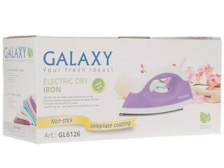 Утюг Galaxy GL 6126 фиолетовый