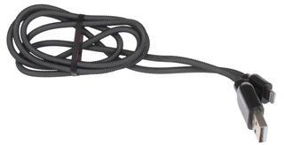 Кабель Remax Super  USB - Lightning 8-pin черный
