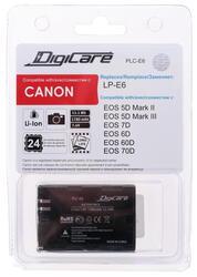 Аккумулятор DigiCare LP-E6